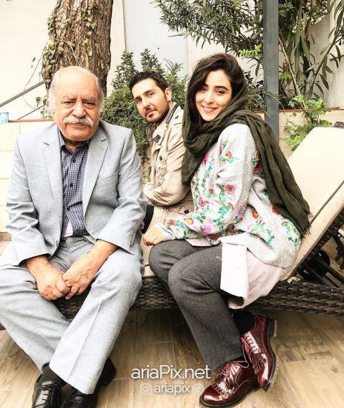 آناهیتا افشار در سریال سایه بان