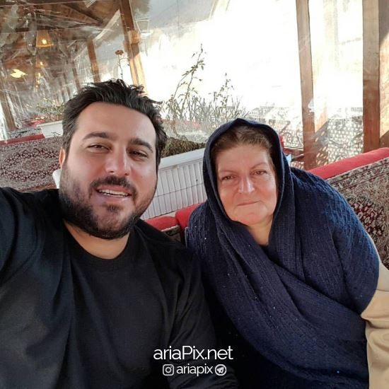 مادر محسن کیایی