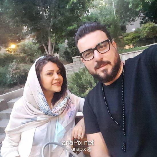 همسر محسن کیایی