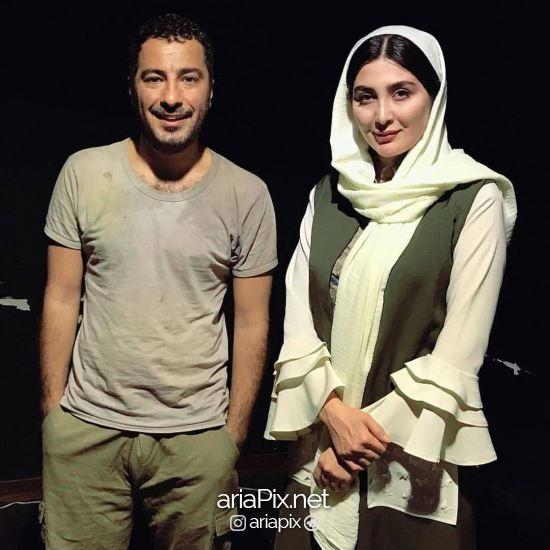 نوید محمدزاده و مریم معصومی
