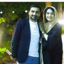 بیوگرافی امین زندگانی و همسرش +عکسها و گفتگو
