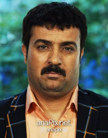 احمد مهرانفر بازیگر نقش ارسطو