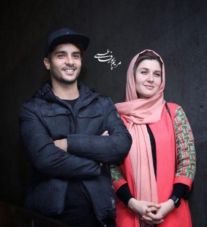 ساعد سهیلی و گلوریا هاردی در جشنواره فیلم فجر 96