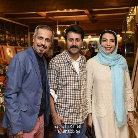 همسر هومن حاج عبداللهی , زن هومن حاج عبداللهی