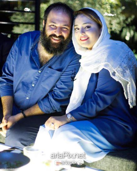 شوهر نرگس محمدی , نرگس محمدی و شوهرش