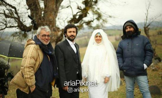 عکسهای پشت صحنه سریال یحیی