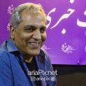 حضور مهران مدیری در مشهد برای اکران فیلم ساعت 5 عصر +عکسها و فیلم