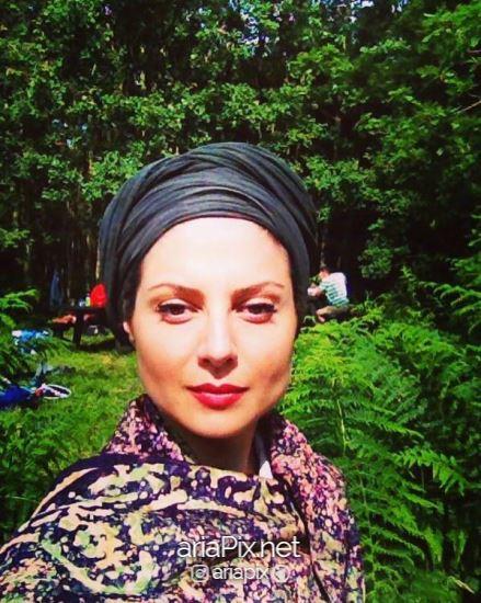 سولماز غنی بی حجاب