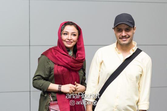 هنرمندان در افتتاحیه فیلم زادبوم