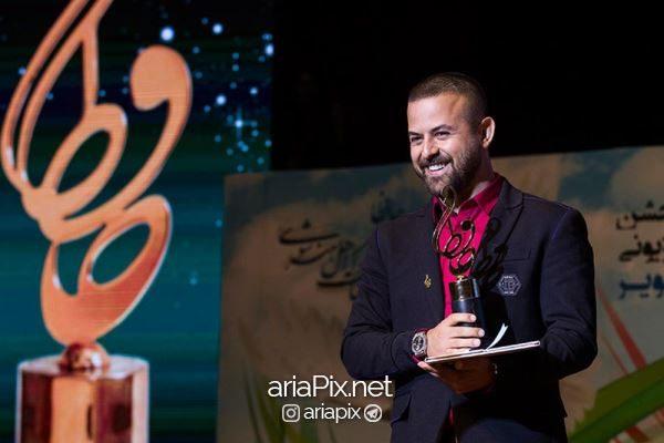 هومن سیدی در جشن حافظ
