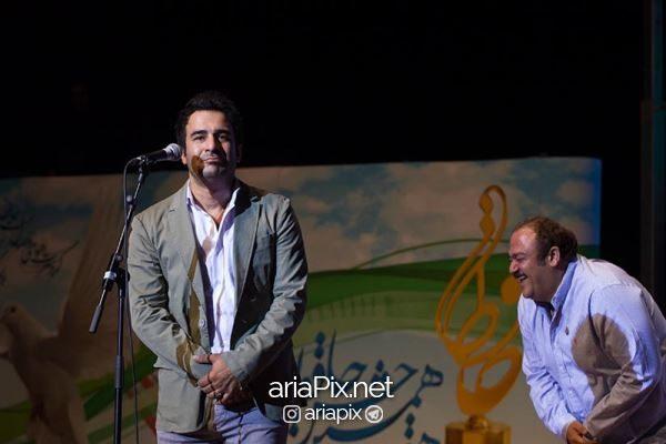 بازیگران جشن حافظ 1396