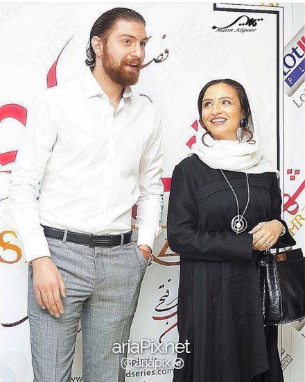 همسر امیرحسین فتحی