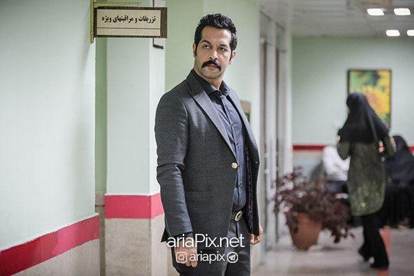 کامران تفتی در سریال سایه بان