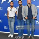 نوید محمدزاده و امیر آقایی در جشنواره فیلم ونیز 2017 +فیلم و عکسها