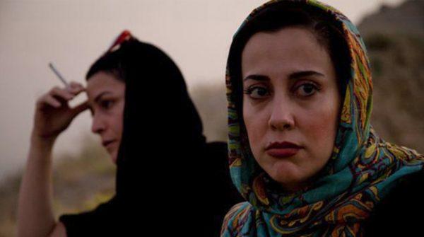 آشا محرابی در فیلم تهران من حراج