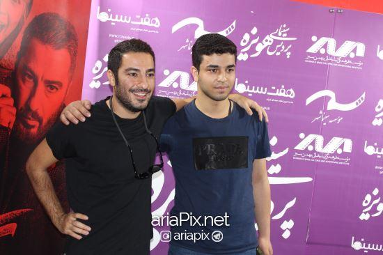 هواداران نوید محمدزاده