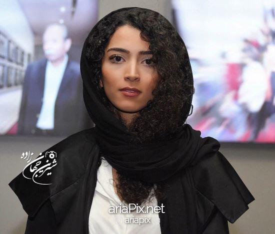 ساغر قناعت بازیگر دختر فیلم مالاریا