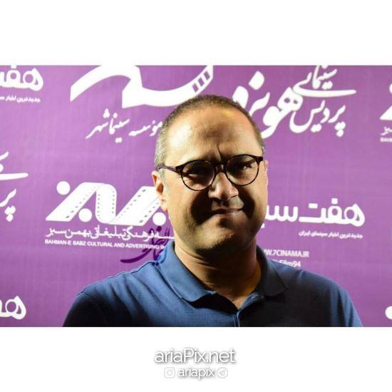 اکران فیلم نگار در سینما هویزه مشهد