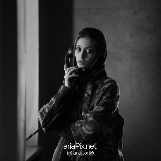 پردیس احمدیه در فیلم خفگی