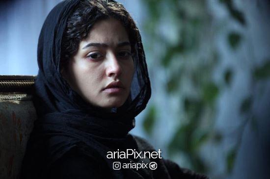 پردیس احمدیه بازیگر نقش خواهر سمیرا در فیلم خانه دختر
