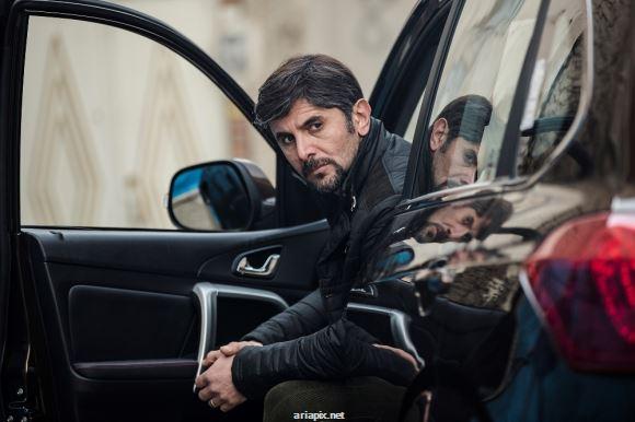 امین حیایی در فیلم دارکوب