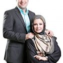 بیوگرافی نیوشا ضیغمی و همسرش +عکسها و گفتگو