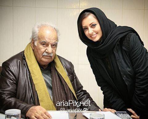 malekmotiei05 - بیوگرافی ناصر ملک مطیعی و همسرش +عکسهای قبل از انقلاب و گفتگو با او