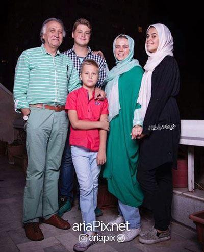 خانواده احمد نجفی , فرزندان احمد نجفی