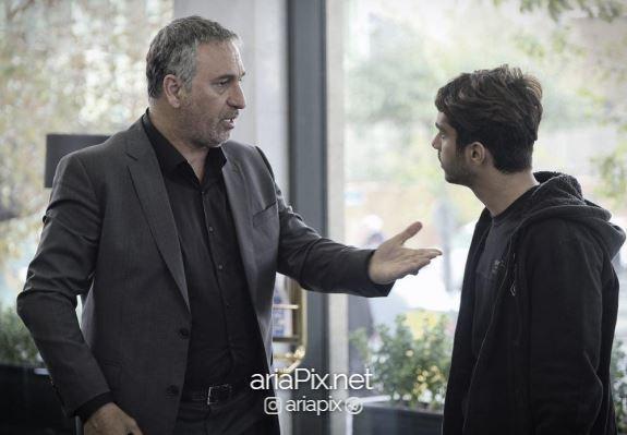 حمید فرخ نژاد در فیلم لاتاری