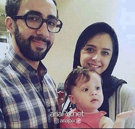 همسر ترانه علیدوستی , ترانه علیدوستی و همسرش علی منصور