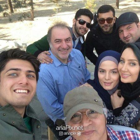 hesari06 450x450 - بیوگرافی و عکسهای بازیگر نقش الناز در سریال هست و نیست (سولماز حصاری)