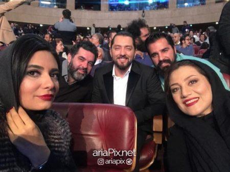 jashnvarefajr3607 450x338 - عکسهای بازیگران در افتتاحیه سی و ششمین جشنواره فیلم فجر 96