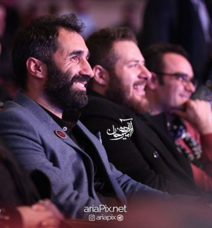jashnvarefajr3608 418x450 - عکسهای بازیگران در افتتاحیه سی و ششمین جشنواره فیلم فجر 96