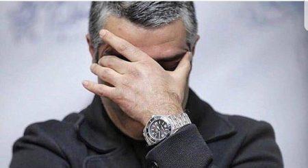 مسخره کردن پژمان جمشیدی توسط خبرنگاران