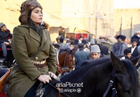 بازیگران زن سریال ستار خان