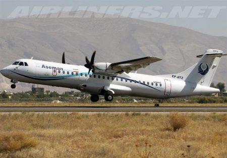 zanjan 450x313 - جزئیات سقوط هواپیمای تهران زنجان 29 بهمن 96 +تلفات و اخبار