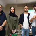 عکسهای مراسم اکران مردمی فیلم فراری با حضور بازیگران و عوامل فیلم