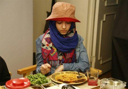 کیمیا حسینى در خانواده ماهان