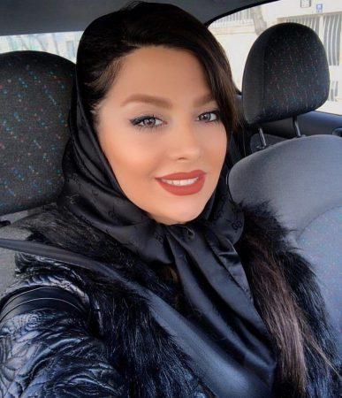مونا فائزپور همسر احمد مهرانفر
