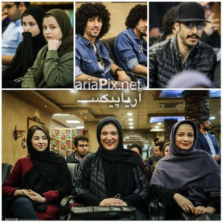 paytakht5 taghdir 450x450 - عکسهای مراسم تقدیر از بازیگران و عوامل سریال پایتخت ۵