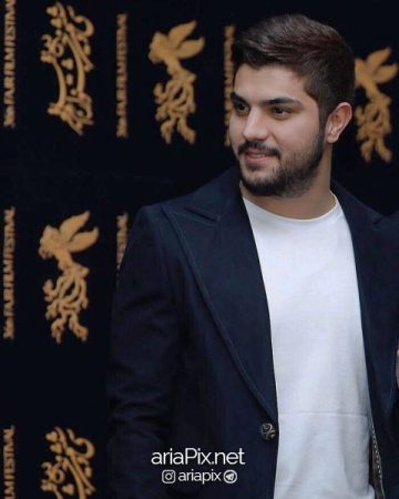 بیوگرافی سینا مهرداد بازیگر نقش حامد در سریال پدر + تصاویر