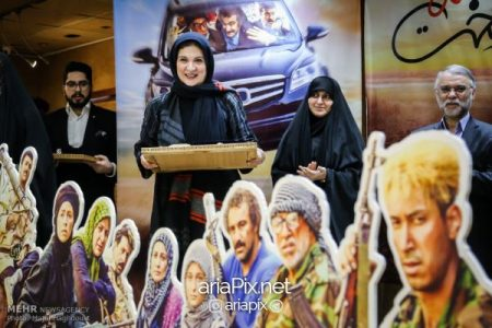 taghdir paytakh5 05 450x300 - عکسهای مراسم تقدیر از بازیگران و عوامل سریال پایتخت ۵