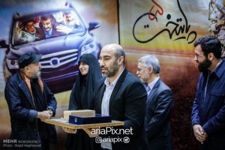 taghdir paytakh5 06 450x300 - عکسهای مراسم تقدیر از بازیگران و عوامل سریال پایتخت ۵