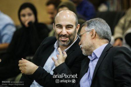 taghdir paytakh5 15 450x300 - عکسهای مراسم تقدیر از بازیگران و عوامل سریال پایتخت ۵