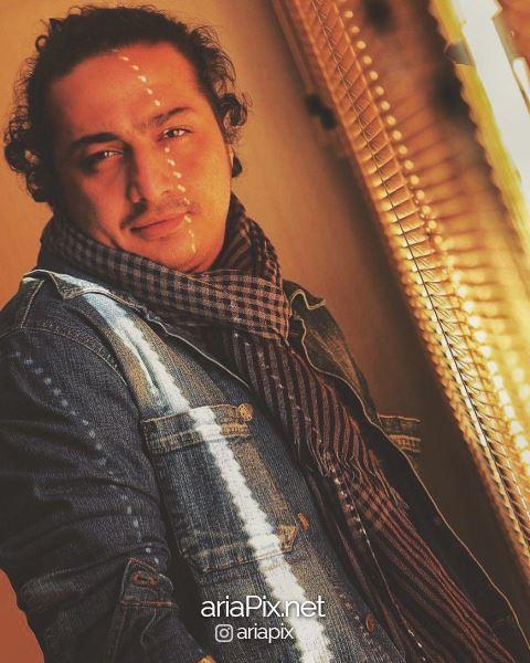 erfanebrahimi01 - بیوگرافی عرفان ابراهیمی بازیگر نقش بهنام در سریال آنام +تصاویر