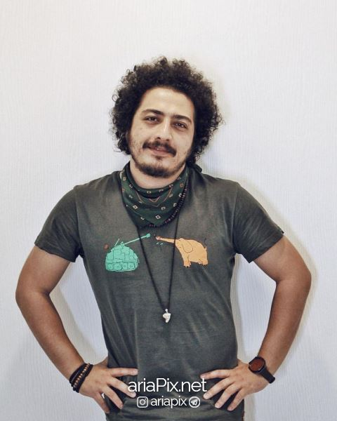 erfanebrahimi03 - بیوگرافی عرفان ابراهیمی بازیگر نقش بهنام در سریال آنام +تصاویر