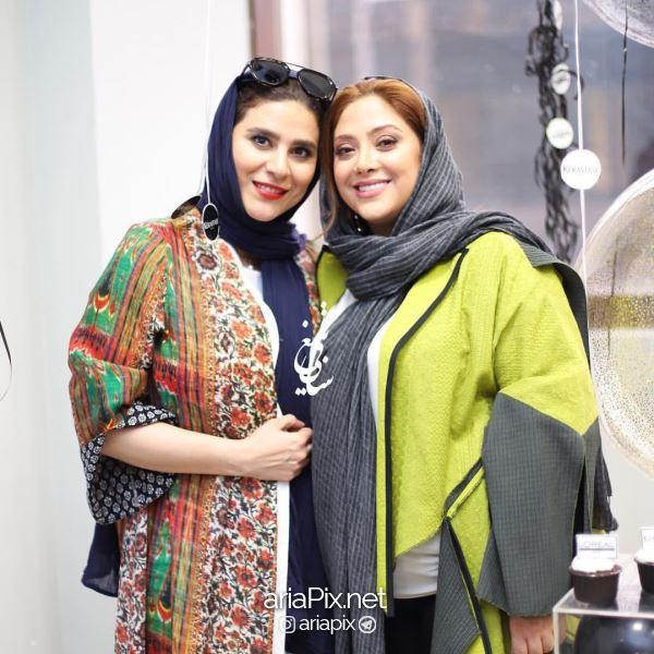 maryamsoltani03 - عکسهای بازیگران زن در افتتاحیه سالن زیبایی مریم سلطانی