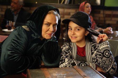 بهاره رهنما در فیلم سینمایی آقای سانسور