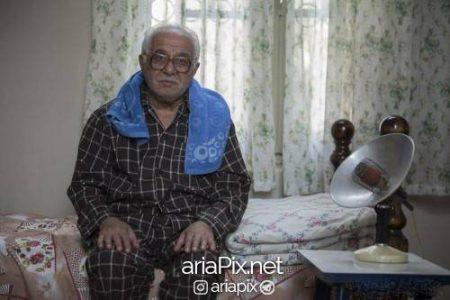 فرید سجاد حسینی در سریال لحظه گرگ و میش
