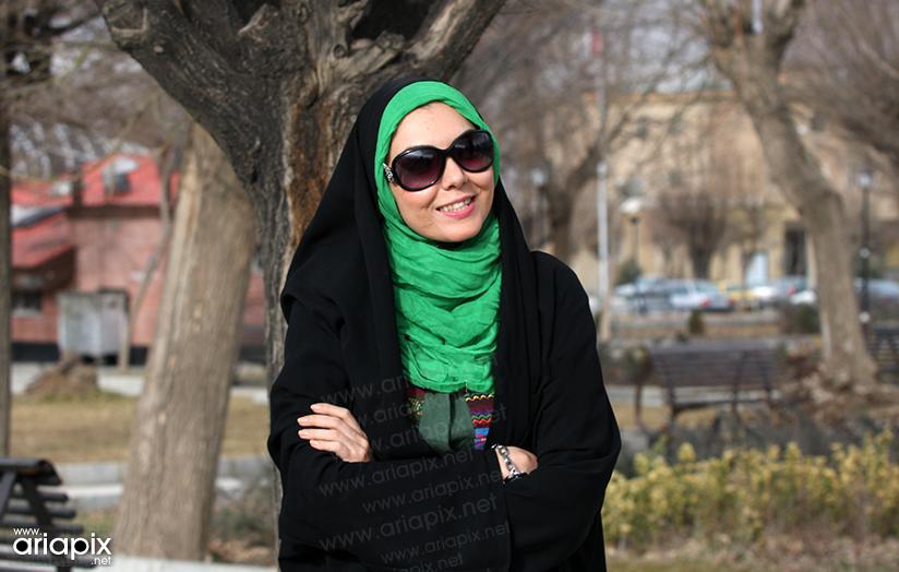 آزاده نامداری مجری ایرانی,جدیدترین عکسهای آزاده نامداری سال 92 / عکس آزاده نامداری